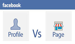 Facebook Personal Page vs Business Page