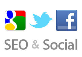 Gaining SEO benefits from Social Media